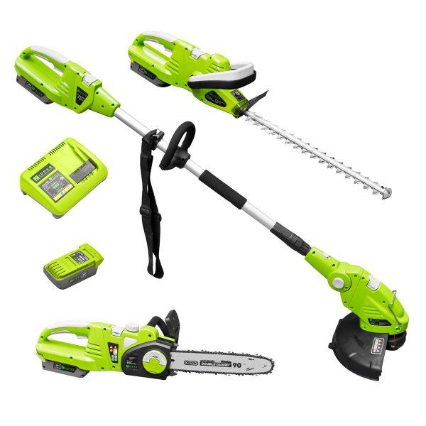 Εργαλεία κήπου-Μπαταρίας